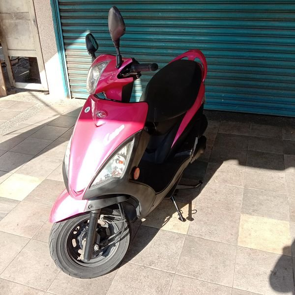 2014年 KYMCO 光陽 CUE125 好騎代步車 喜歡價可議 ZG131