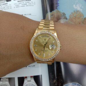 勞力士錶拍賣